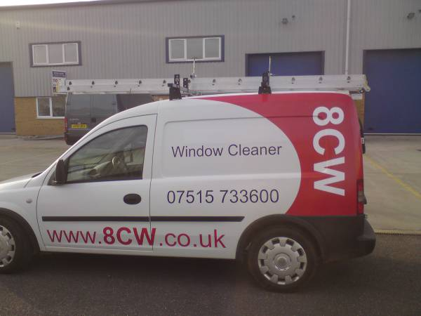 8CW VAN
