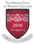 Member of the Master Guild of Window Cleaners, a regular reliable window cleaner in Stowmarket